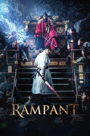 Poster Movie Rampant 2018