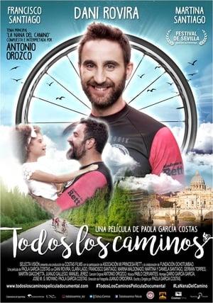 Poster Movie Todos los caminos 2019