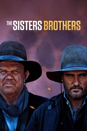 Poster Movie The Sisters Brothers 2018