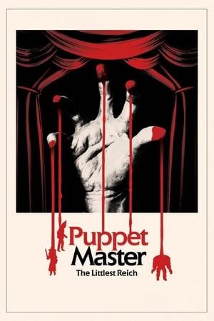 Poster Movie Puppet Master: The Littlest Reich 2018