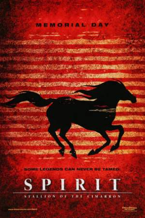 poster Spirit: Stallion of the Cimarron
