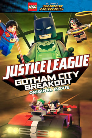 Image LEGO DC Comics Super Heroes: Justice League - Gotham City Breakout