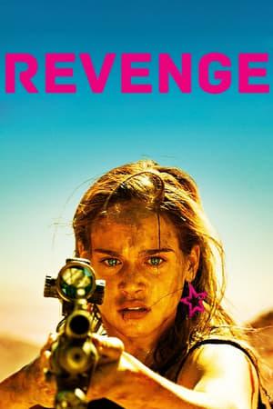 Poster Movie Revenge 2017