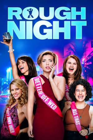 Poster Movie Rough Night 2017