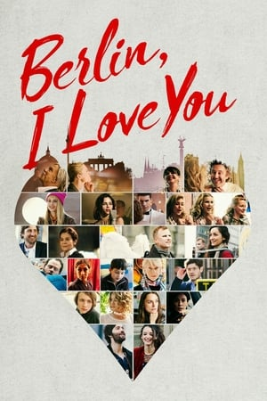 Poster Movie Berlin, I Love You 2019