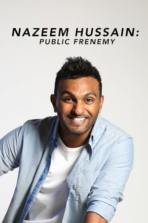 Poster Movie Nazeem Hussain: Public Frenemy 2019