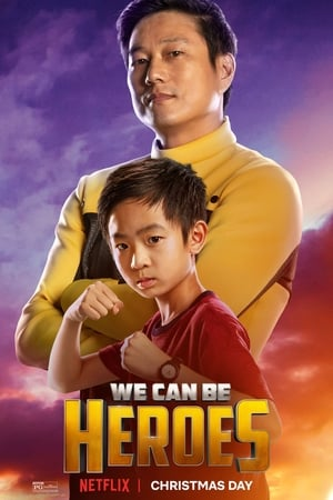 poster We Can Be Heroes