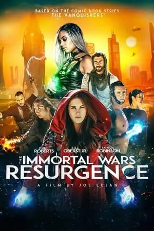 The Immortal Wars: Resurgence