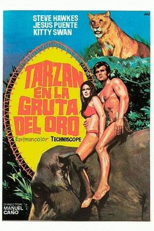 Tarzan in the Golden Grotto