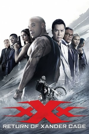 poster xXx: Return of Xander Cage