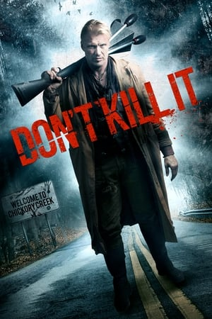 Poster Movie Don't Kill It 2016