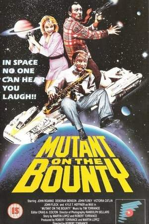 Mutant on the Bounty