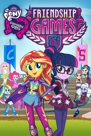 Image My Little Pony: Equestria Girls - Friendship Games