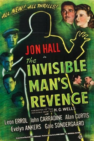 Image The Invisible Man's Revenge