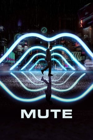 Poster Movie Mute 2018