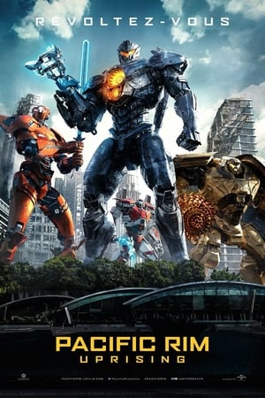 poster Pacific Rim: Uprising