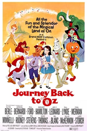 Journey Back to Oz