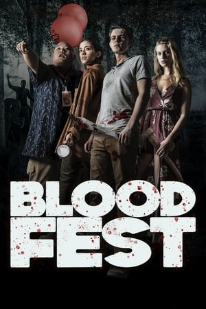Poster Movie Blood Fest 2019