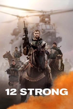 Poster Movie 12 Strong 2018