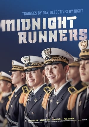 Poster Movie Midnight Runners 2017