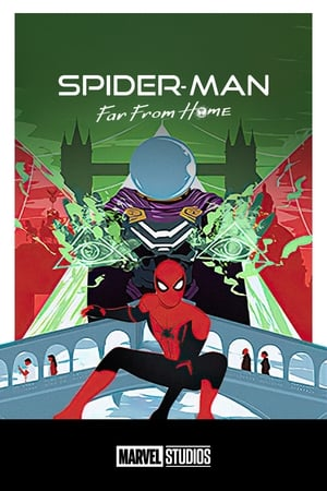 poster Spider-Man: Far from Home