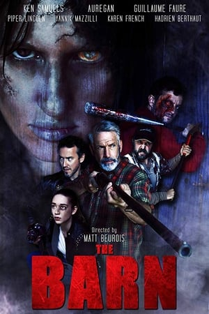 Poster Movie The Barn 2018