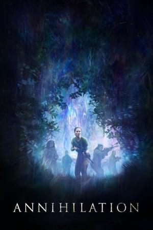 Poster Movie Annihilation 2018