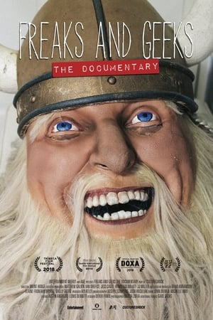 Poster Movie Freaks and Geeks: The Documentary 2018
