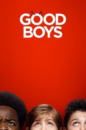 Poster Movie Good Boys 2019