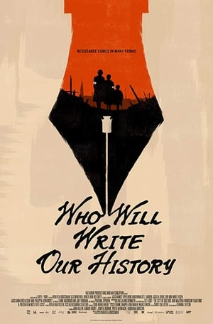 Poster Movie Who Will Write Our History? 2019