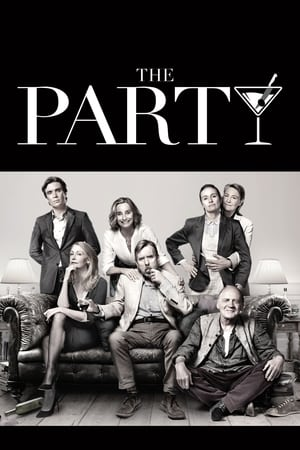 Poster Movie The Party 2017