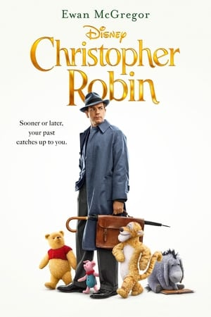 Poster Movie Christopher Robin 2018