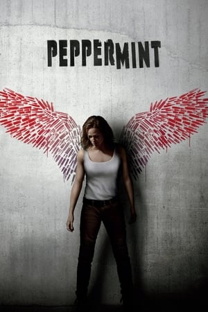 Poster Movie Peppermint 2018