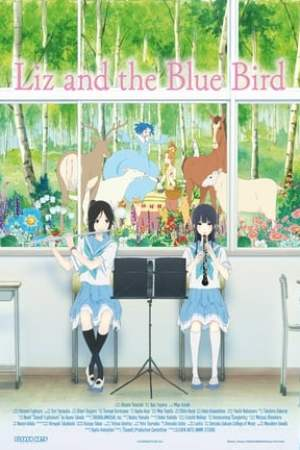 poster Liz and the Blue Bird