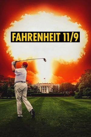 Poster Movie Fahrenheit 11/9 2018