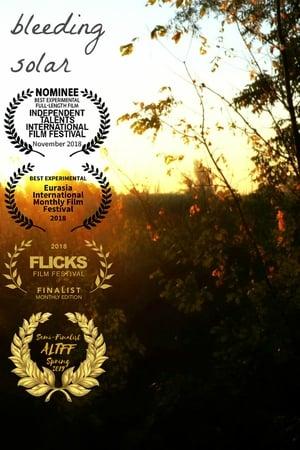 Poster Movie Bleeding Solar 2019