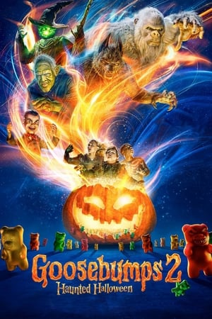 Poster Movie Goosebumps 2: Haunted Halloween 2018