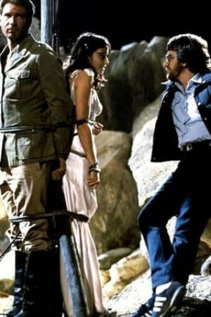 "On Set With ""Raiders Of The Lost Ark"""