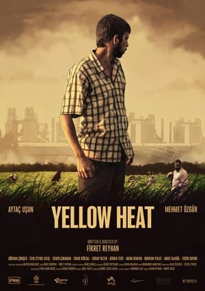 Poster Movie Yellow Heat 2017