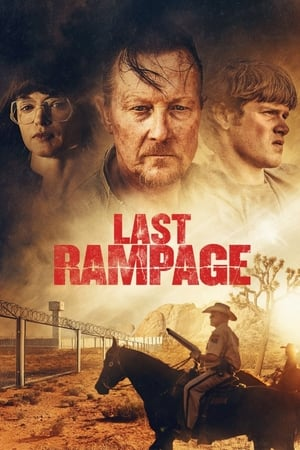 Poster Movie Last Rampage: The Escape of Gary Tison 2017