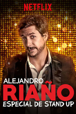 Poster Movie Alejandro Riaño: Especial de stand up 2018
