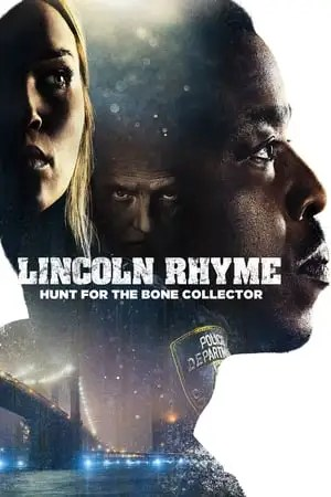 poster Lincoln Rhyme: Hunt for the Bone Collector