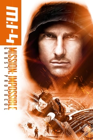 Poster Movie Mission: Impossible - Ghost Protocol 2011