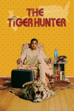 Poster Movie The Tiger Hunter 2017