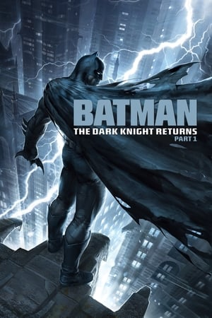Image Batman: The Dark Knight Returns, Part 1