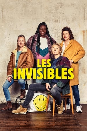 Poster Movie Invisibles 2019
