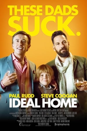 Poster Movie Ideal Home 2018