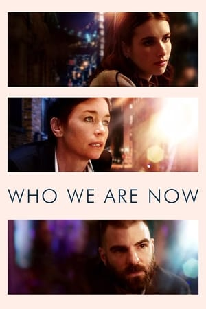 Poster Movie Who We Are Now 2018