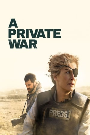 poster A Private War