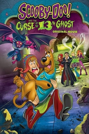 Poster Movie Scooby-Doo! and the Curse of the 13th Ghost 2019